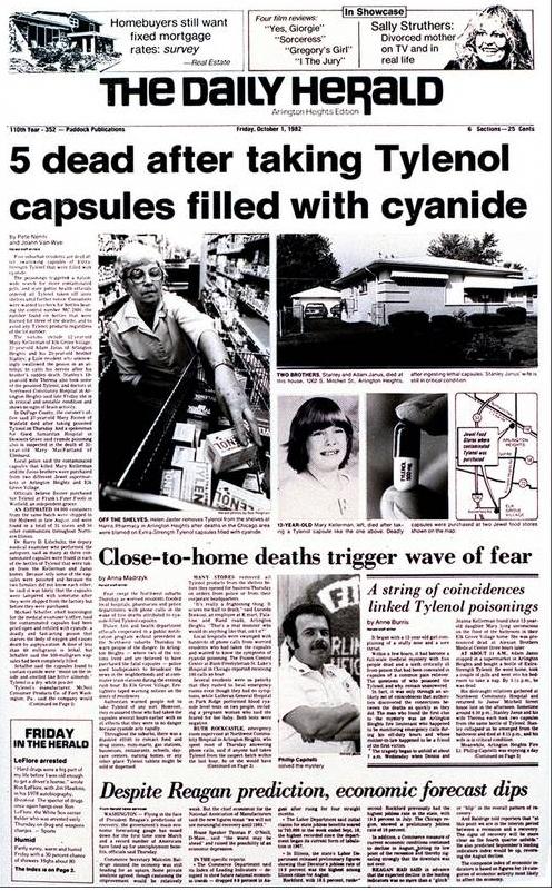 Tylenol Murders