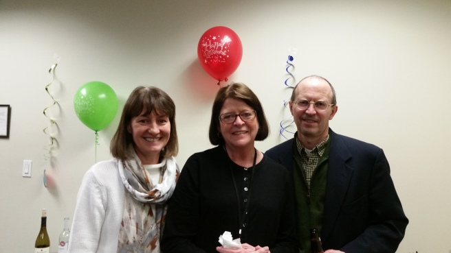 Bonnie with John & Barbara Balser